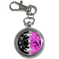The best is yet to come Key Chain Watch