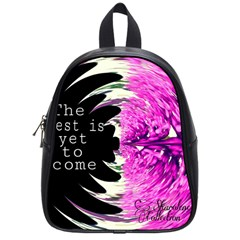 The best is yet to come School Bag (Small)