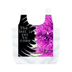 The best is yet to come Reusable Bag (M)