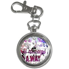 What s meant to be will always find a way Key Chain Watch