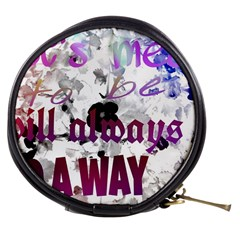 What s Meant To Be Will Always Find A Way Mini Makeup Case