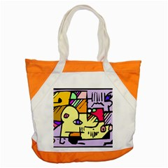 Fighting The Fog Accent Tote Bag