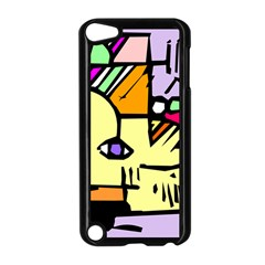 Fighting The Fog Apple iPod Touch 5 Case (Black)