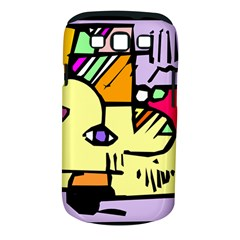 Fighting The Fog Samsung Galaxy S III Classic Hardshell Case (PC+Silicone)