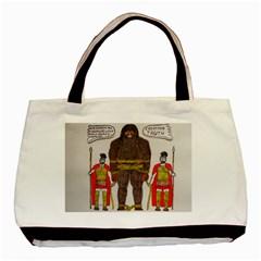 Big Foot & Romans Classic Tote Bag