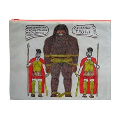 Big Foot & Romans Cosmetic Bag (xl)