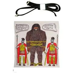 Big Foot & Romans Shoulder Sling Bag
