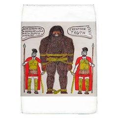 Big Foot & Romans Removable Flap Cover (Large)