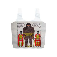 Big Foot & Romans Reusable Bag (s)