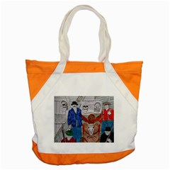 Murdered Big Foot Human,1910, Accent Tote Bag