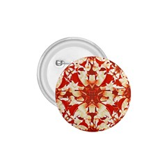 Digital Decorative Ornament Artwork 1.75  Button