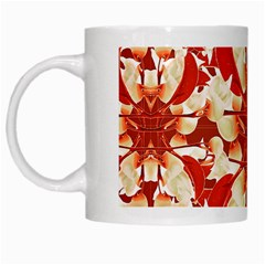 Digital Decorative Ornament Artwork White Coffee Mug