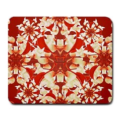 Digital Decorative Ornament Artwork Large Mouse Pad (Rectangle)