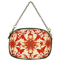 Digital Decorative Ornament Artwork Chain Purse (Two Sided)