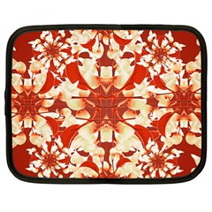 Digital Decorative Ornament Artwork Netbook Sleeve (xl)