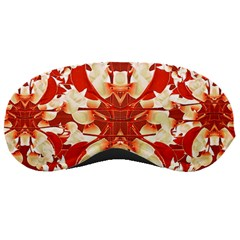 Digital Decorative Ornament Artwork Sleeping Mask