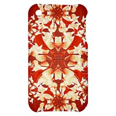 Digital Decorative Ornament Artwork Apple iPhone 3G/3GS Hardshell Case