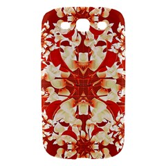 Digital Decorative Ornament Artwork Samsung Galaxy S III Hardshell Case