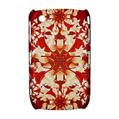 Digital Decorative Ornament Artwork BlackBerry Curve 8520 9300 Hardshell Case