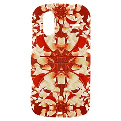 Digital Decorative Ornament Artwork HTC Amaze 4G Hardshell Case