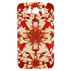 Digital Decorative Ornament Artwork HTC Sensation XL Hardshell Case