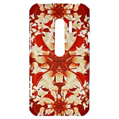 Digital Decorative Ornament Artwork HTC Evo 3D Hardshell Case