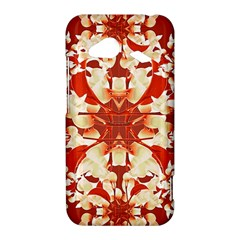 Digital Decorative Ornament Artwork HTC Droid Incredible 4G LTE Hardshell Case