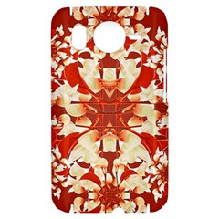 Digital Decorative Ornament Artwork HTC Desire HD Hardshell Case