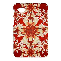 Digital Decorative Ornament Artwork Samsung Galaxy Tab 7  P1000 Hardshell Case