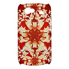 Digital Decorative Ornament Artwork Samsung Galaxy Nexus S i9020 Hardshell Case