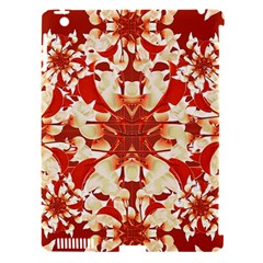 Digital Decorative Ornament Artwork Apple iPad 3/4 Hardshell Case (Compatible with Smart Cover)