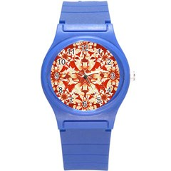 Digital Decorative Ornament Artwork Plastic Sport Watch (Small)