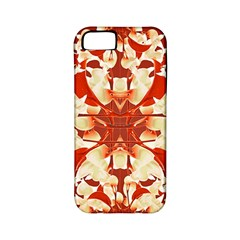 Digital Decorative Ornament Artwork Apple iPhone 5 Classic Hardshell Case (PC+Silicone)
