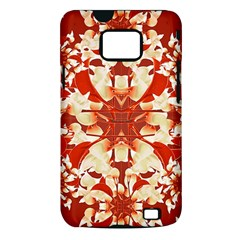 Digital Decorative Ornament Artwork Samsung Galaxy S II i9100 Hardshell Case (PC+Silicone)