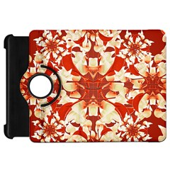 Digital Decorative Ornament Artwork Kindle Fire Hd 7  (1st Gen) Flip 360 Case