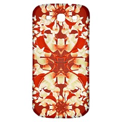 Digital Decorative Ornament Artwork Samsung Galaxy S3 S III Classic Hardshell Back Case