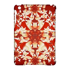 Digital Decorative Ornament Artwork Apple Ipad Mini Hardshell Case (compatible With Smart Cover)