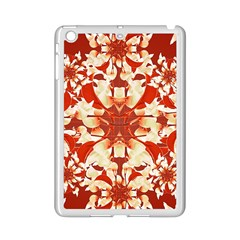 Digital Decorative Ornament Artwork Apple iPad Mini 2 Case (White)