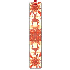 Digital Decorative Ornament Artwork Large Bookmark