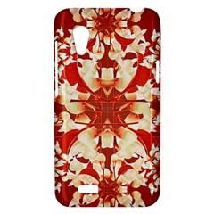 Digital Decorative Ornament Artwork HTC Desire VT (T328T) Hardshell Case