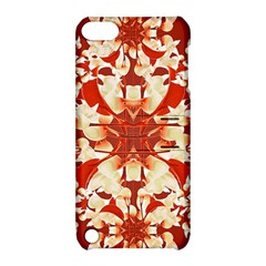 Digital Decorative Ornament Artwork Apple iPod Touch 5 Hardshell Case with Stand