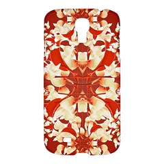 Digital Decorative Ornament Artwork Samsung Galaxy S4 I9500/I9505 Hardshell Case