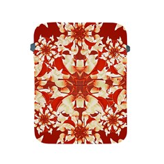 Digital Decorative Ornament Artwork Apple iPad Protective Sleeve