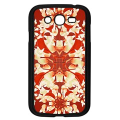 Digital Decorative Ornament Artwork Samsung Galaxy Grand DUOS I9082 Case (Black)