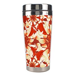 Digital Decorative Ornament Artwork Stainless Steel Travel Tumbler