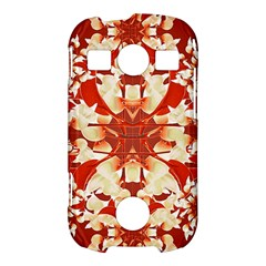 Digital Decorative Ornament Artwork Samsung Galaxy S7710 Xcover 2 Hardshell Case