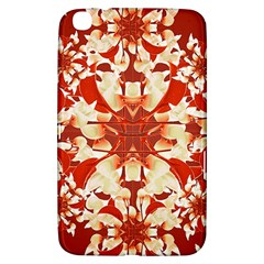 Digital Decorative Ornament Artwork Samsung Galaxy Tab 3 (8 ) T3100 Hardshell Case