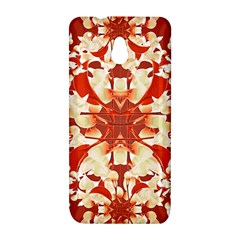 Digital Decorative Ornament Artwork HTC One mini Hardshell Case