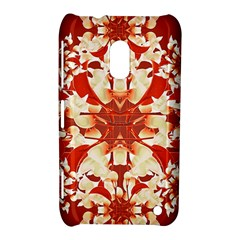Digital Decorative Ornament Artwork Nokia Lumia 620 Hardshell Case