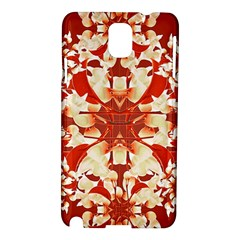 Digital Decorative Ornament Artwork Samsung Galaxy Note 3 N9005 Hardshell Case
